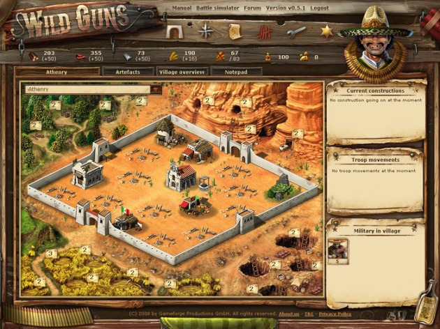 Wild Guns | OSG1: Best Place for Online Strategy Games