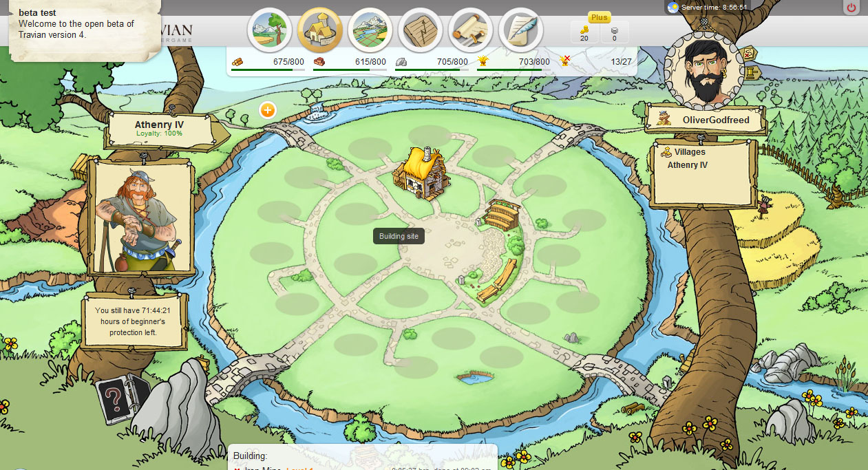 travian 4 | OSG1: Best Place for Online Strategy Games